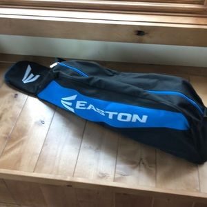Easton baseball or softball bag blue and black